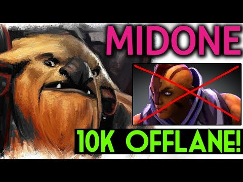 MidOne Dota 2 [Earthshaker] 10k Offlane Counter AM