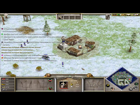 [How To] Play Age of Mythology - The Titans Expansion LAN Online (Tunngle Optional)