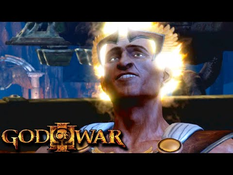 God Of War 3 Chaos - Hermes Provocador (12) video