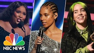 Watch: Grammys Highlights In 3 minutes | NBC News
