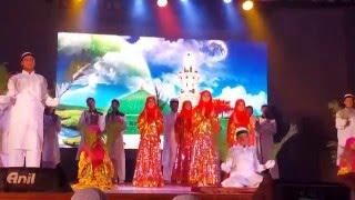 sunahre sabz gumbad NEW NAAT safa school mumbaiنعت رسول سالانہ جلسہ Molana Usaid Qasmi