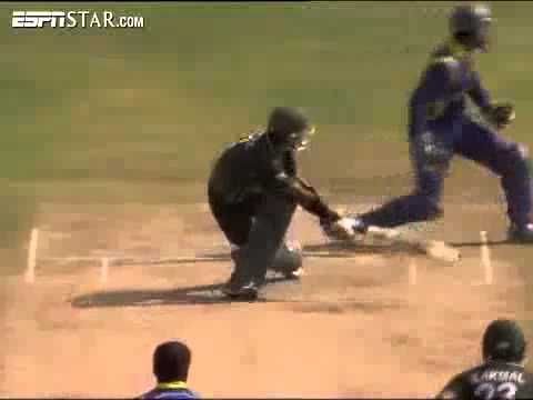 Very funny run out in Cricket history