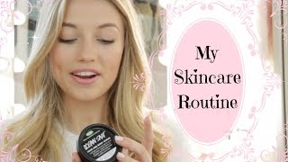 My Skincare Routine/ Lush Skincare Review | Freddy My Love