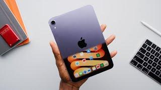 iPad Mini 2021 Review: Pocketable Power!
