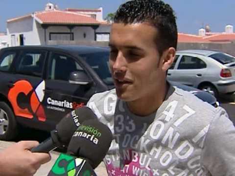 Entrevista a Pedro Rodríguez, jugador de la selección española