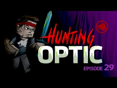 Minecraft: Hunting OpTic Destroying BigTymer Episode 29