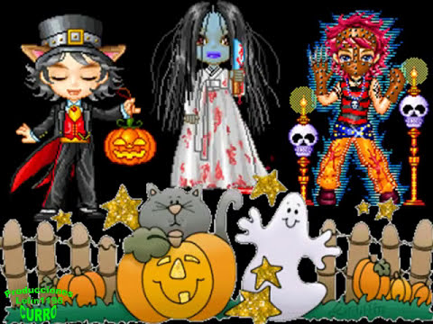 Canción Infantil The monster mash (halloween).