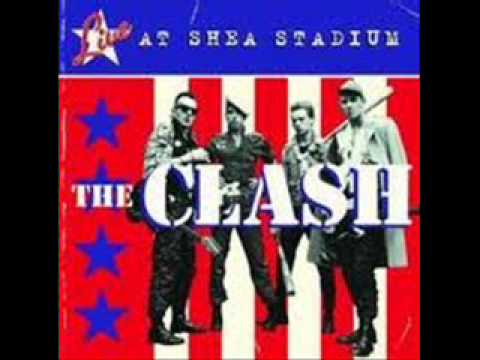 the clash live pt 1. live at shea stadium