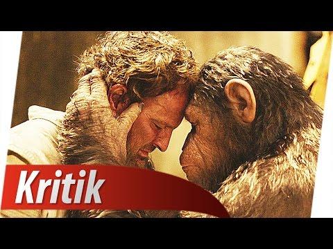 PLANET DER AFFEN - REVOLUTION Trailer Deutsch German & Kritik