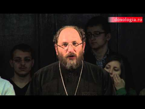 Părintele Constantin Necula - Iubirea întru Hristos - terapie pentru suflet - Partea I - Expunerea