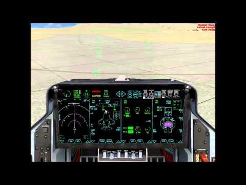 Dino Cattaneo F-35 VTOL Tutorial (FSX)