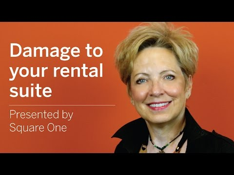 Alberta Tenant Insurance - Rental Suite Flooded and Property Damage