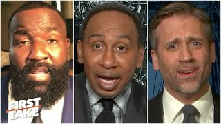 Has Leon Rose started to turn the Knicks around? Stephen A., Max & Kendrick debate | First Take
