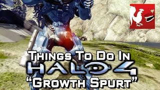 Things to do in_ Halo 4 - Growth Spurt