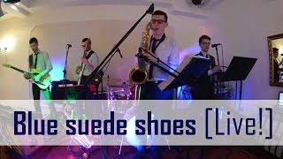 Verva Band - Blue Suede Shoes