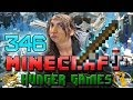 Minecraft: Hunger Games w/Mitch! Game 346 - FISHING POLL TROLL!
