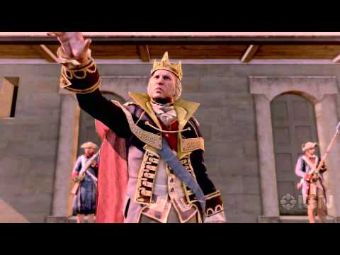 AC3: Tyranny Of King Washington Official Redemption Trailer