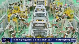 Loay hoay phát triển công nghiệp hỗ trợ ngành ô tô