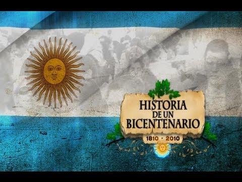Historia de un Bicentenario (2010 - Argentina - Documental Completo de 55 Min)