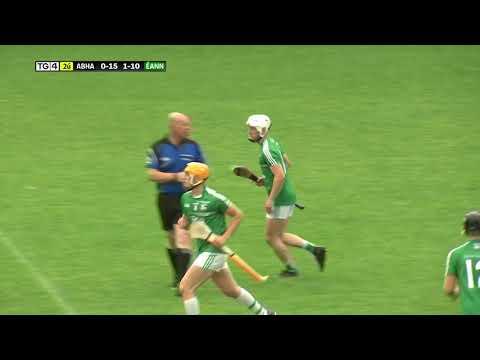 Naomh Éanna v Oulart The Ballagh Full-Time