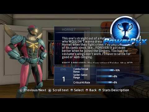 The Amazing Spider-Man 2 - All Suits / Costumes & How to Unlock Them (Fashionista Trophy Guide)