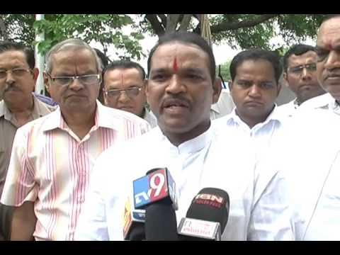 Police Commissioner Todya met MP Shrirang Barne  | MPC News | Pune | PimpriChinchwad