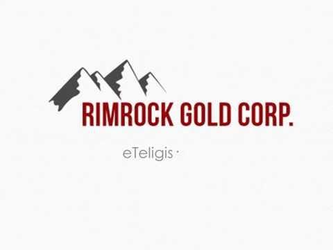 Rimrock Gold Corp.