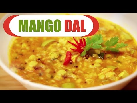 Mango Dal | Aam Ka Dal | Indian Gravy Dishes - Easy & Quick Recipes