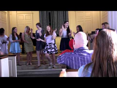 Gaga medley spring 2011 at hotchkiss school
