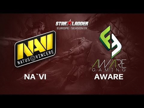 NaVi vs Aware, Star Series Europe Day 30, Game 1