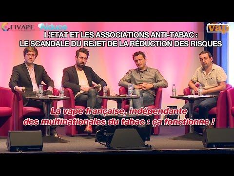 La vape française, indépendante des multinationales du tabac !