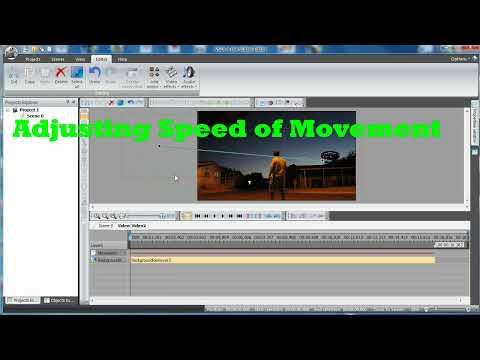 FREE Video Editing Software: Green Screen (Chroma Key), Movement, & Zoom Tutorial