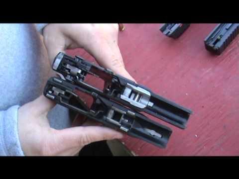 Ruger SR9C. Surprising Conceal Carry Option