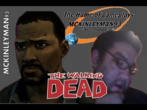 The Walking Dead Game The End of Episode 2