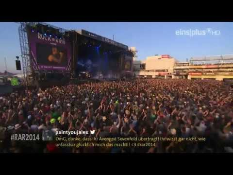 Avenged Sevenfold - Nightmare (Live)(Rock am Ring 2014)