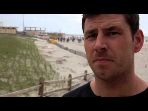 DARREN BARKER TALKS DANIEL GEALE IBF TITLE SHOT & LEE PURDY WEIGHT DESPAIR / ON THE BOARDWALK