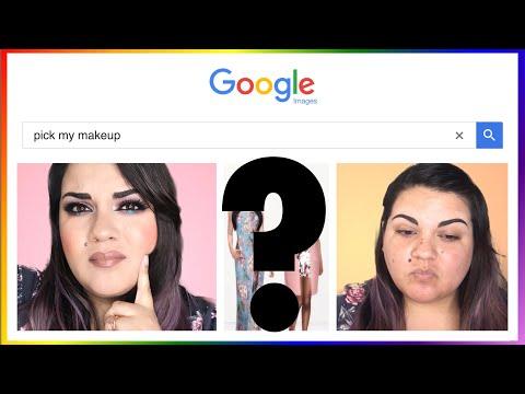 Google Picks My Makeup Challenge I Nikkie Tutorials Challenge