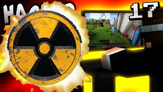 Minecraft HACKER TROLLING - CRAZY TACTICAL NUKE HACK!! - Ep. 17 ( Minecraft 1.8 Hacks )