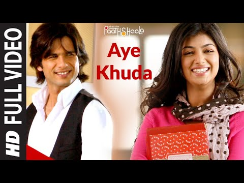 Aye Khuda [full Song] Paathshaala video