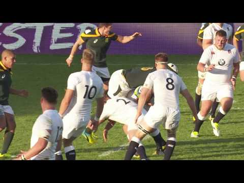 England reach seventh final by beating South Africa! - U20 Highlights