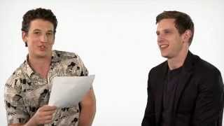 Max 60 Seconds with Fantastic Four's Jamie Bell (Cinemax)