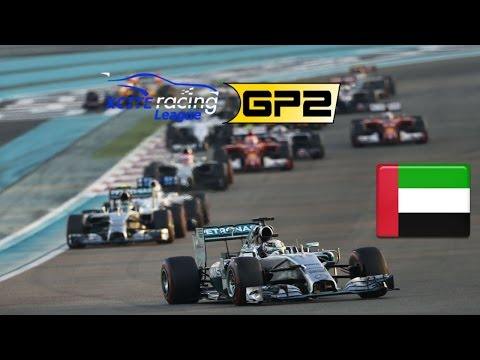 XRL GP2 Division - Round 19 - Abu  Dhabi - Season 9