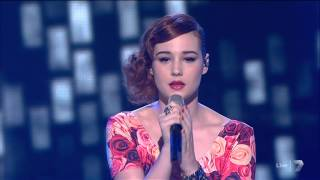 Bella Ferraro  In the Arms of an Angel - The X Factor Australia 2012 - 13-11-2012 (HQ)