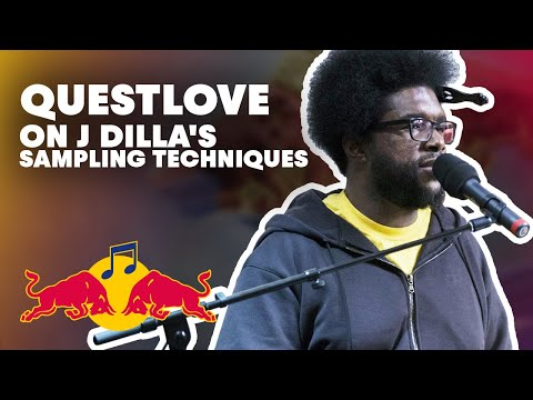 Couch Wisdom: Questlove on J Dilla's sampling technique