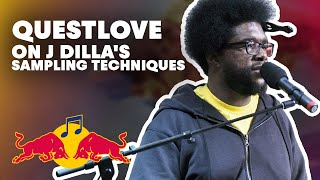 Questlove on J Dilla's sampling techniques | Red Bull Music Academy