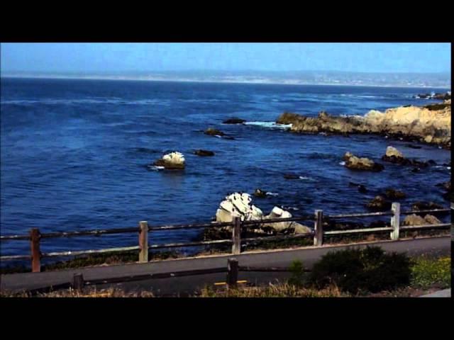 Monterey Bay   17miles drive