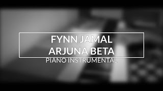 Fynn Jamal - Arjuna Beta (Piano Instrumental Cover)
