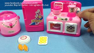 Đồ chơi mini đồ chơi trẻ em , đồ dùng cho trẻ . toy kitchen dùng cho búp bê barbie toys and dolls 6