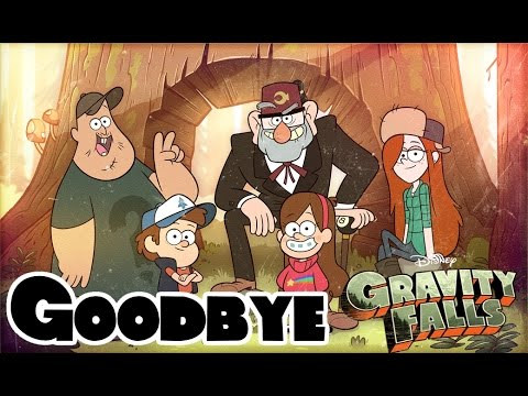 Goodbye Gravity Falls | Probably The Last Gravity Falls Friday