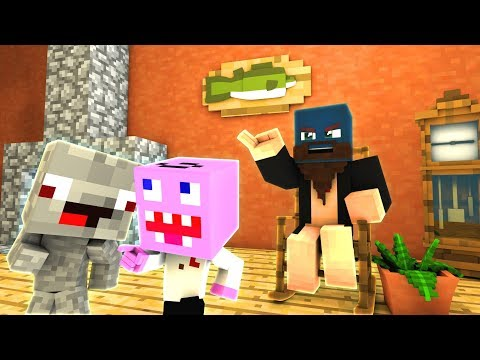 OPA SCHMOCKYYY - Minecraft WHO'S YOUR DADDY? WHOS YOUR DADDY MINECRAFT